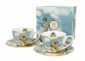 Komplet 2 filiżanek Monet Woman with a Parasol 280 ml