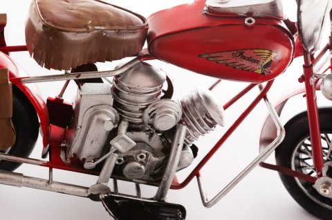 MOTOCYKL REPLIKA INDIAN MOTOR BIG CHIEF MODEL