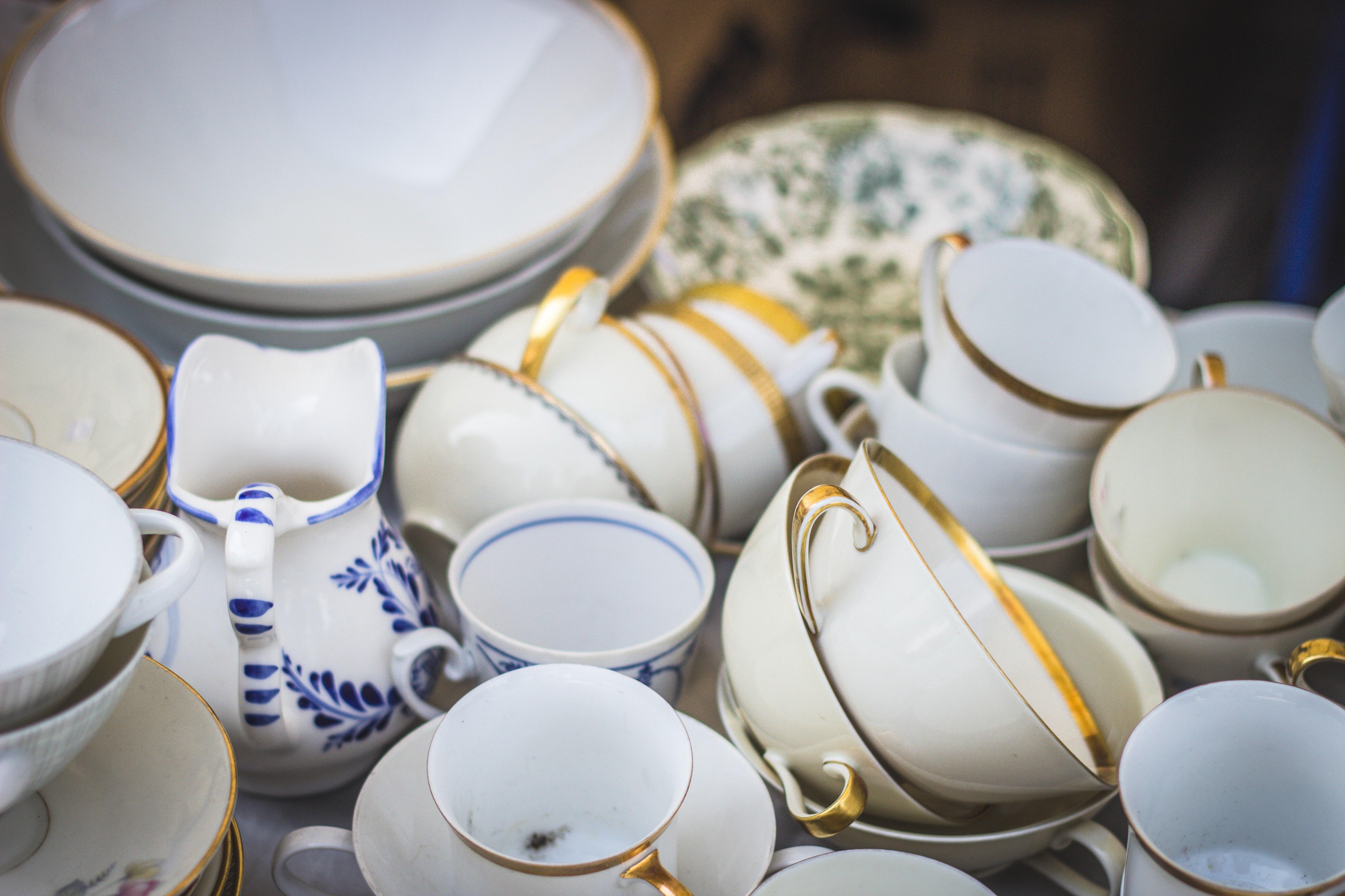 Polska ceramika i porcelana z lat 50. i 60.