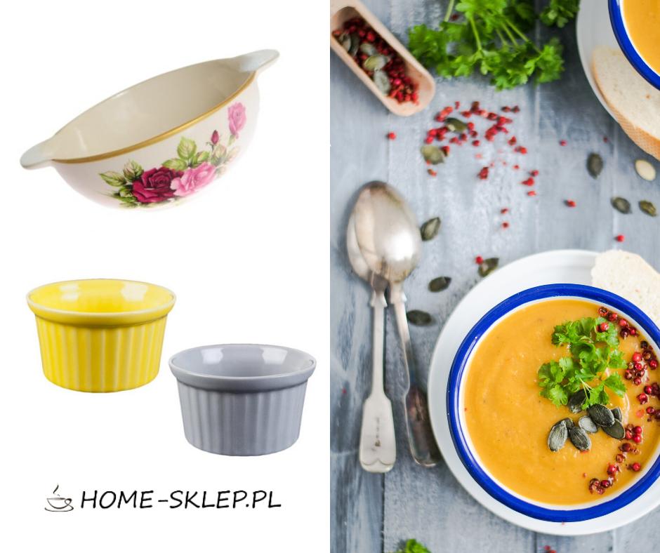 Naczynia do serwowania zup