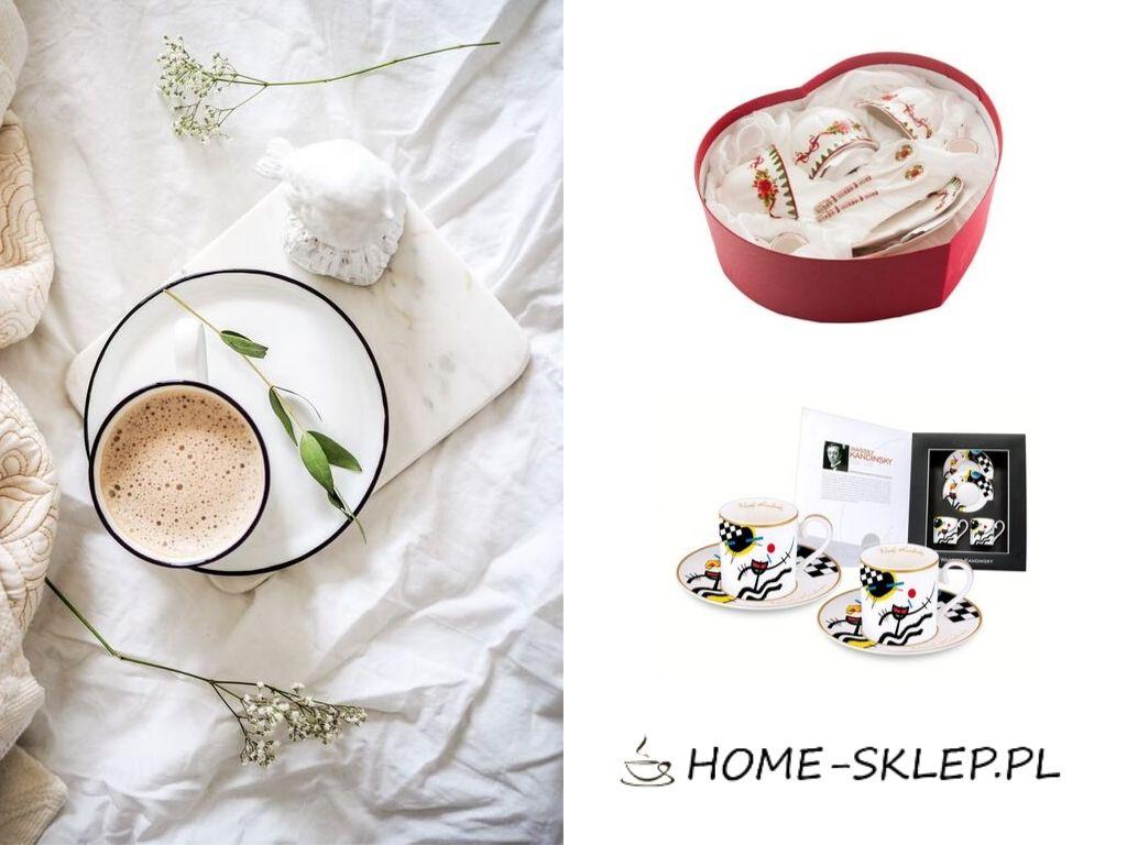 Pomysł na elegancki prezent – serwis kawowy