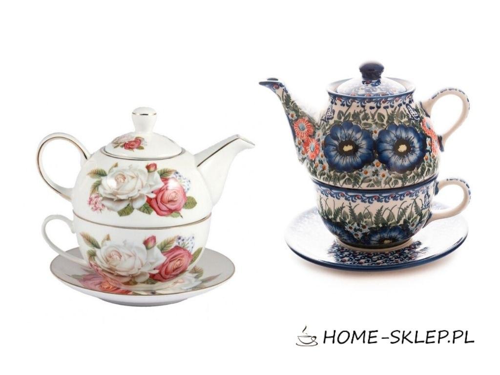 Tea for one na prezent dla nauczyciela