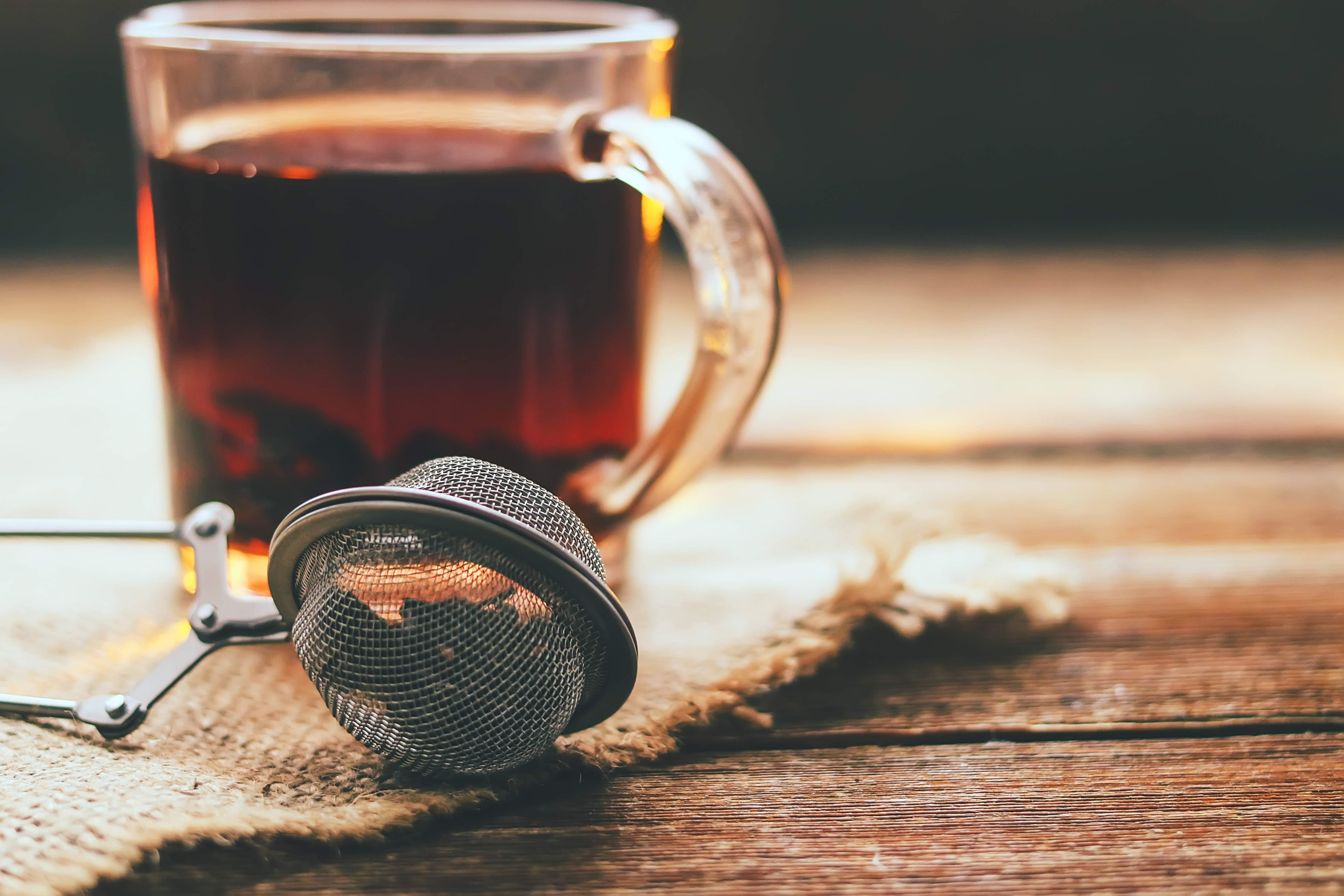 Czy można schudnąć pijąc czerwoną herbatę