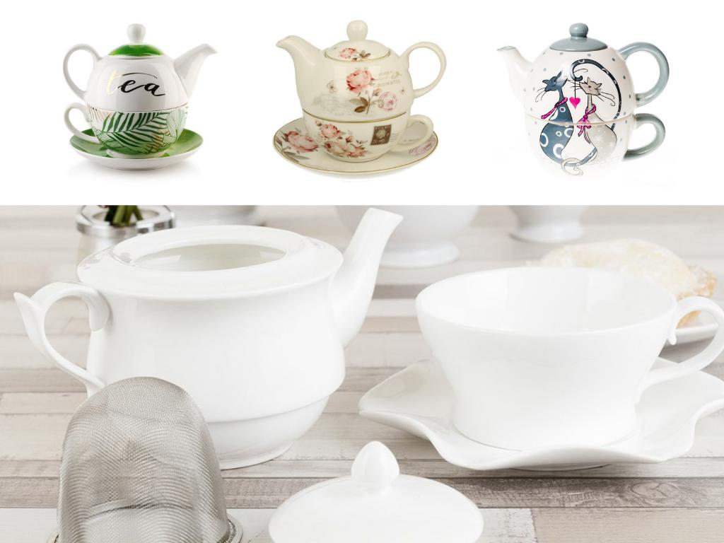 Zestaw Tea for one na Dzień Matki